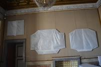 Emballage des oeuvres hors poussière