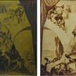 Restauration esthétique : décrassage et réintégration illusionniste.